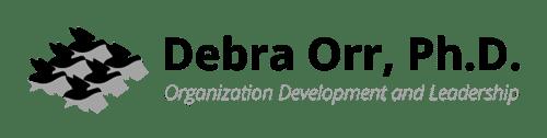 Debra Orr, Ph.D. | Organization Development and Leadership Consultant Logo